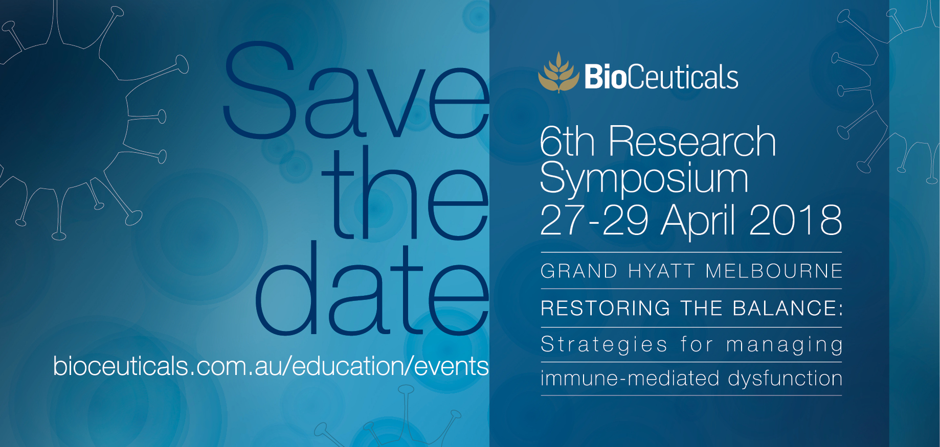 6th BioCeuticals Research Symposium