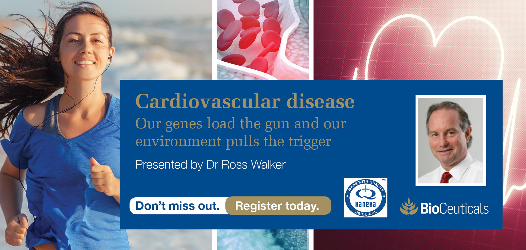 Cardiovascular disease presented by Dr Ross Walker - Gold Coast