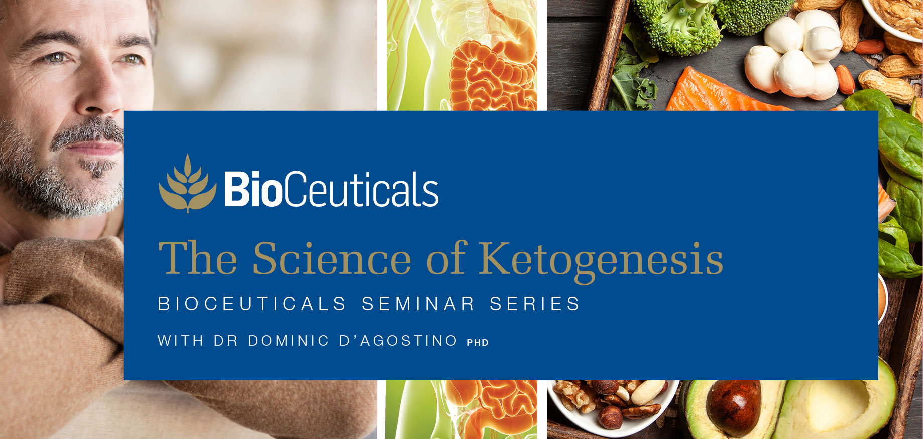 The Science of Nutritional Ketosis - Adelaide