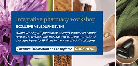 Integrative Pharmacy Workshop