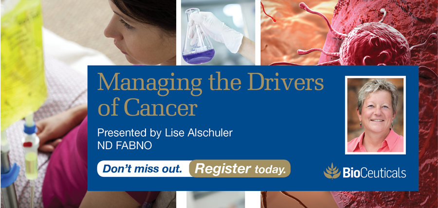 Managing the Drivers of Cancer - Hobart
