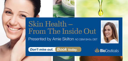 Skin Health - From The Inside Out CANBERRA