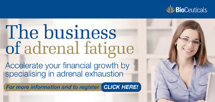 The Business of Adrenal Fatigue, Accelerate your financial growth by specialising in adrenal exhaustion, Sydney