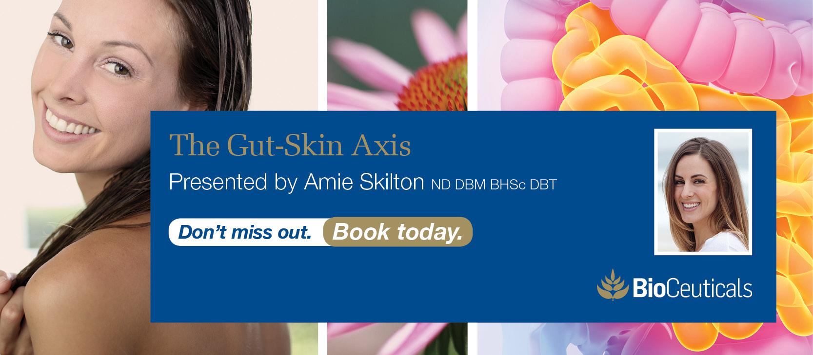 The Gut-Skin Axis - Perth