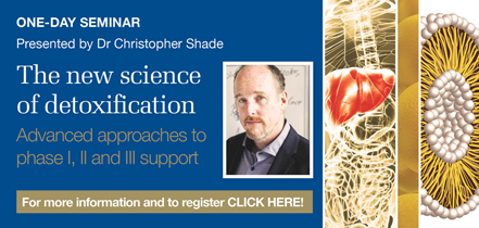 The new science of detoxification - Adelaide
