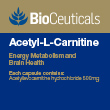 Acetyl L'Carnitine 90C