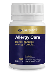 Allergy Care 60 tablets