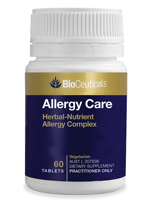 Allergy Care 60 Tablets Show Detailed Photo