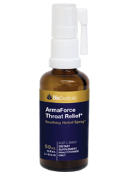 ArmaForce Throat Relief* 50mL