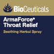 BioCeuticals ArmaForce Throat Relief*