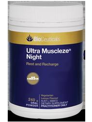 Ultra Muscleze® Night 240g