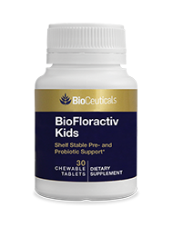 BioFloractiv Kids 30 chewable tablets