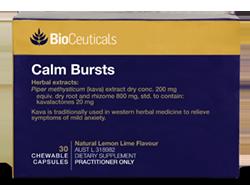 Calm Bursts 30 capsules