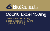 CoQ10 Excel 150mg