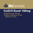 BioCeuticals CoQ10 Excel 150mg