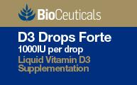 D3 Drops Forte