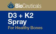 D3 + K2 Spray