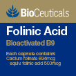 BioCeuticals Folinic Acid