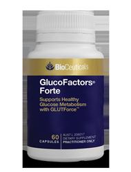 GlucoFactors® Forte 60 capsules