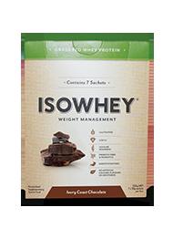 IsoWhey® Ivory Coast Chocolate 7 sachets/box
