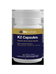 K2 Capsules 30 softgel capsules