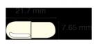 Dosage size (capsule, tablets, scoops, etc)