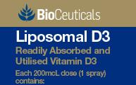 Liposomal D3