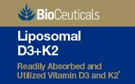 Liposomal D3+K2