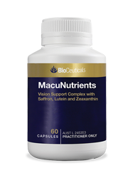 MacuNutrients