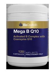 Mega B Q10 120 Capsules
