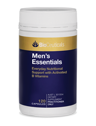 Men's Essentials 120 capsules