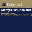 Methyl B12 Chewable 60 tablets
