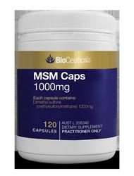 MSM Caps 1000mg 120 capsules