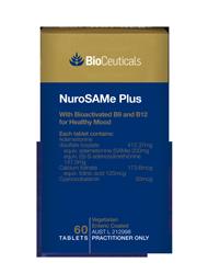 NuroSAMe Plus 60 tablets