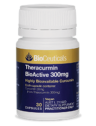 Theracurmin BioActive 30 capsules