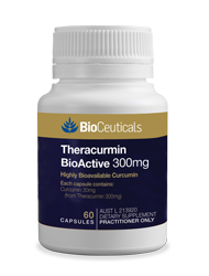 Theracurmin BioActive 300mg 60 capsules