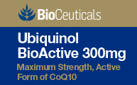Ubiquinol BioActive 300mg