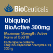 BioCeuticals Ubiquinol BioActive 300mg