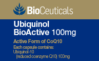 Ubiquinol BioActive 100mg