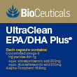 UltraClean EPA/DHA Plus 120's