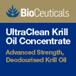 UltraClean Krill Oil Concentrate (MSC-Certified) 60C