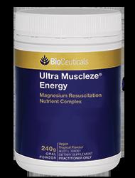 Ultra Muscleze® Energy 240g net powder