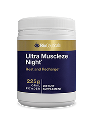 Ultra Muscleze Night* 225 grams