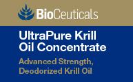 UltraPure Krill Oil Concentrate