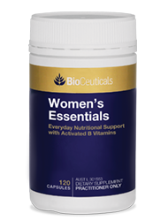 Women's Essentials 120 capsules