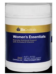 Women's Essentials 240 capsules