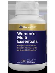 Women's Multi Essentials 120 capsules