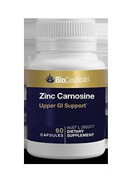 Zinc Carnosine 60 capsules