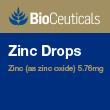Zinc Drops 50ml