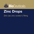 Zinc Drops 50mL oral liquid suspension